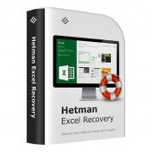 Программное обеспечение Hetman Excel Recovery Office (электронная лицензия, RU-HER2.3-OE)