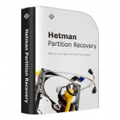 Программное обеспечение Hetman Partition Recovery Commercial (электронная лицензия, RU-HPR2.5-CE)