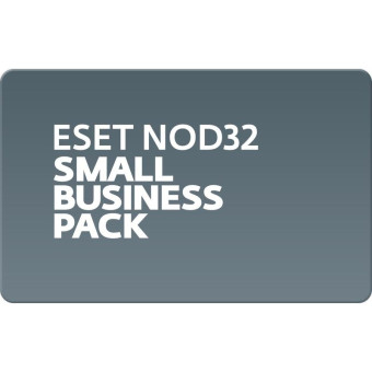 Программное обеспечение ESET NOD32 BusPack 15(NOD32-SBP-NS(KEY)-1-15)